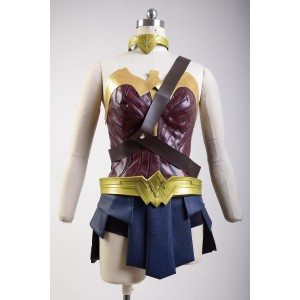 Adult Batman V Superman: Dawn of Justice- Deluxe Wonder Woman Costume