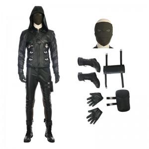 Green Arrow Season 5 Prometheus Cosplay Costume