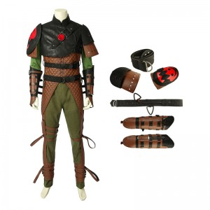 Hiccup Costume How To Train Your Dragon 2 Edition Cosplay Costumes