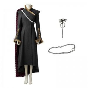 Daenerys Targaryen Costume  Game Of Thrones Season 7 Cosplay Costume