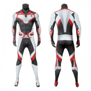 Avengers 4 Quantum Battle Wear Final Battle Tights Cosplay Costumes