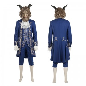 Beauty and the Beast Cosplay Costume Beast Prince Costume