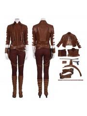 Nebula Costume Avengers Endgame Cosplay Costume