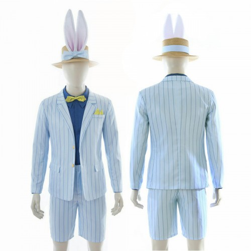 Black Deacon Cosplay Costume Little Younger Ciel Phantomhive Costume