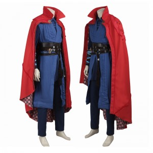 Doctor Who Strange Costume Stephen Vincent Cosplay Costume