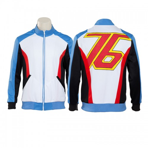 Brand Overwatch Soldier 76 Sweater Cosplay Costume