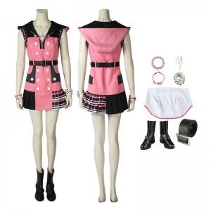 Kairi Costume Kingdom Hearts 3 Edition Cosplay Costume