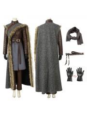 Arya Stark Costume Game of Thrones 8 Cosplay Costume