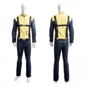 X-Men First Class Professor X Costume Professor Charles Xavier Cosplay Costume Top Level