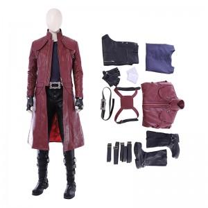 DMC5 Dante Costume Dante Jacket Full Set Cosplay Costumes