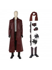 Guardians of The Galaxy 2 Costume Top Level Star-Lord Cosplay Costumes