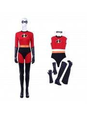 Incredibles 2 Helen Parr Cosplay Costume Elastigirl Costumes Deluxe Version