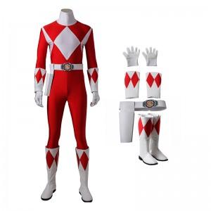 Gokai Costume Zyuranger Gokai Tyranno Ranger Cosplay Costume