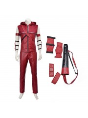 Green Arrow Roy Harper (Red Arrow) Cosplay Costume