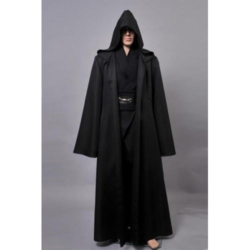 Star Wars Anakin Skywalker Cosplay Costume Noire